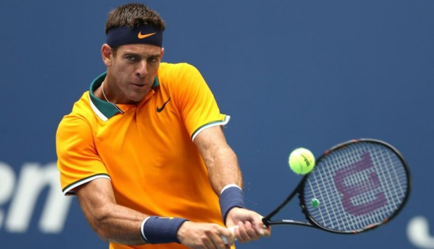 Del Potro vs. Nadal EN VIVO Eurosport: el espectacular revés del argentino | VIDEO | US Open 2018