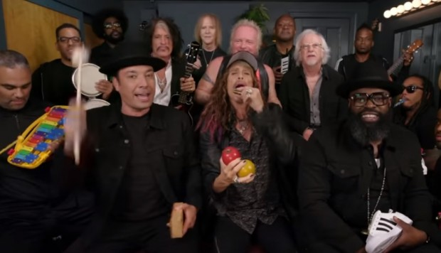 Jimmy Fallon: Aerosmith