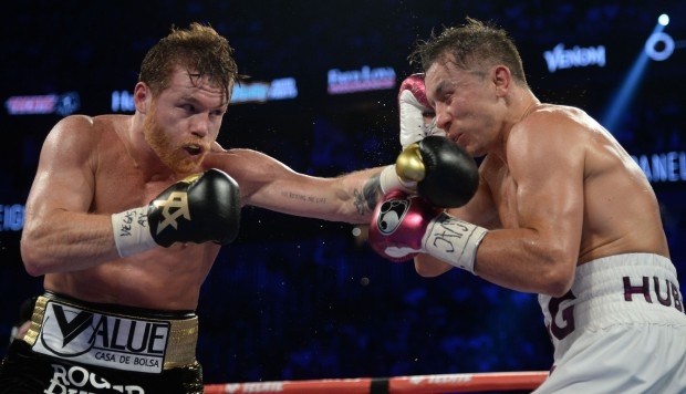 'Canelo' Álvarez vs. Gennady Golovkin: resumen de la pelea. (Video; YouTube/Foto:AFP)