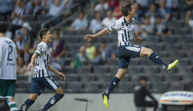 Monterrey ganó 4-2 a Zacatepec y avanzó a cuartos de final de la Copa MX | VIDEO. (Foto:AFP)