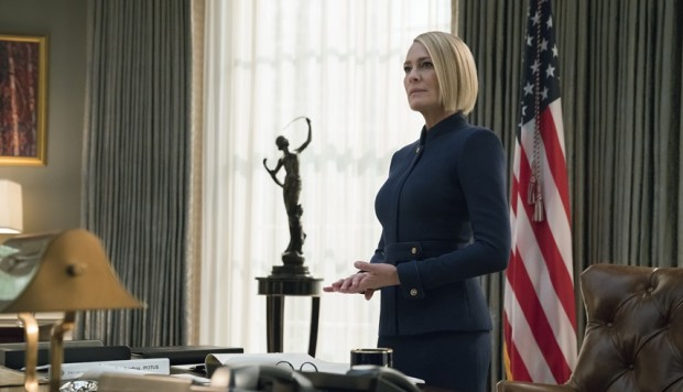 """Claire Underwood (Robin Wright) en """"House of Cards"""". (Foto: Netflix)"""