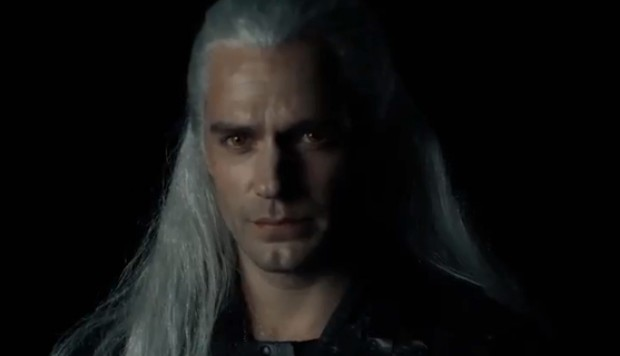 The Witcher: Henry Cavill
