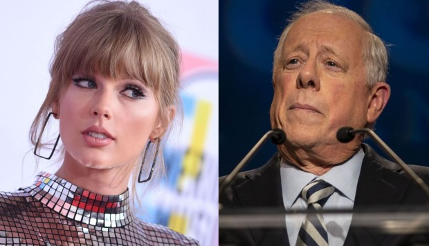 Taylor Swift y Phil Bredesen