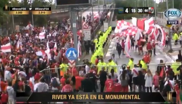 River Plate - Boca Juniors - Mionumental