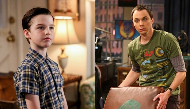 Young Sheldon crossover