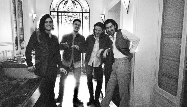 Arctic Monkeys. (Foto: Facebook)