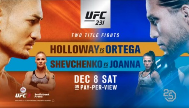 Holloway vs. Ortega