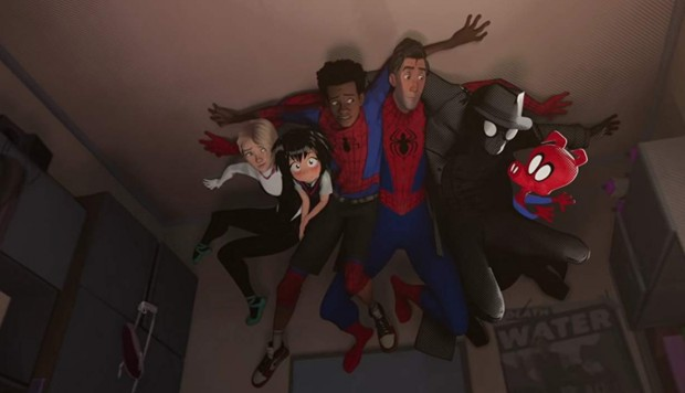 """Spider-Man: Into the Spider-Verse"""