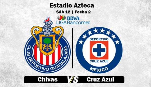 Chivas vs. Cruz Azul
