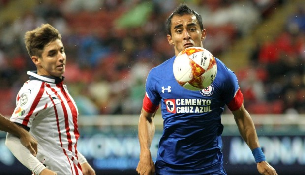 Cruz Azul vs. Chivas: por Liga MX