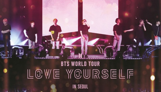 """BTS World Tour: Love Yourself in Seoul"""