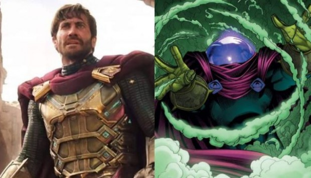 Spider-Man: Far From Home: Mysterio