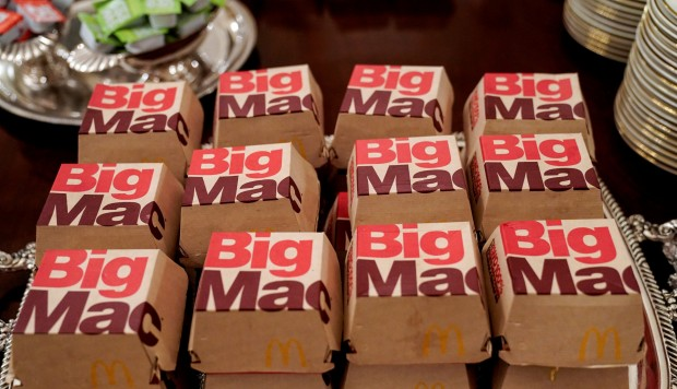 McDonald's pierde derechos sobre marca Big Mac