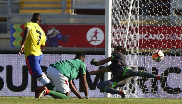 Image result for colombia 1 bolivia 0 2019