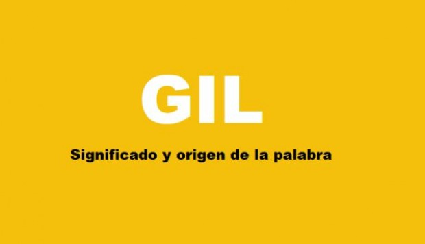 que significa - Gil