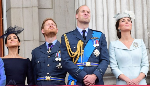 Príncipe Harry príncipe William Meghan Markle Kate Middleton