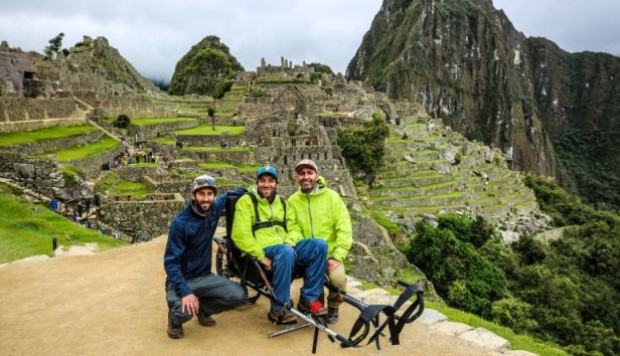 Cusco: implementan recorrido en silla de ruedas en Machu Picchu | VIDEO