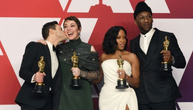 Image result for oscars 2019 gala