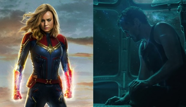 captain marvel avenegrs endgame