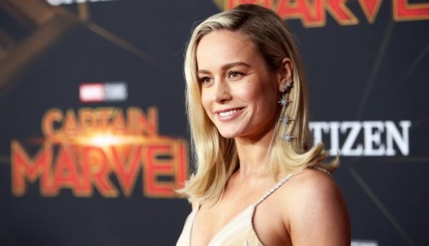 Brie Larson es Captain Marvel