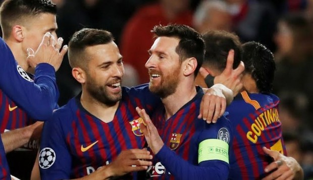Barcelona vs. Lyon: chocan por el pase a cuartos de final de Champions League. (Foto: AFP)