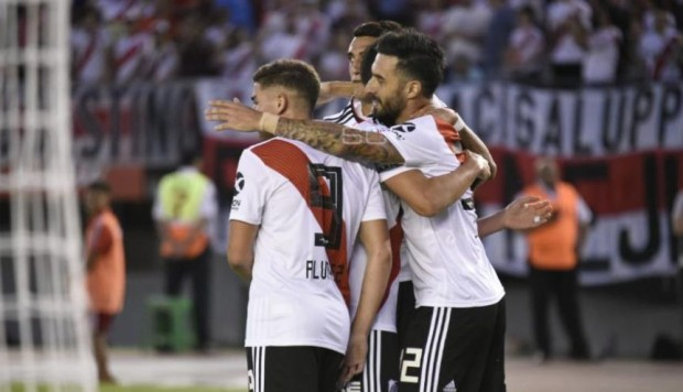 River Plate vs. Independiente EN VIVO: partidazo en el Monumental por Superliga Argentina. (Foto: AFP)