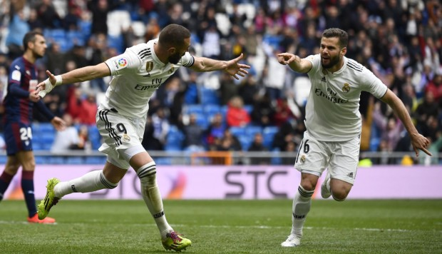 Real Madrid vs. Eibar | LaLiga Santander