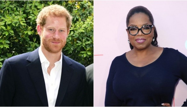 Oprah Winfrey y el príncipe Harry preparan documental