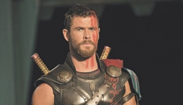 "Chris Hemsworth en ""Avengers: Endgame"". (Foto: Difusión)"
