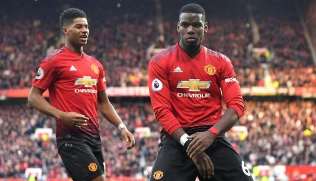 Manchester United se impuso por 2-1 frente al West Ham por la jornada 34 de la Premier League en el estadio Old Trafford