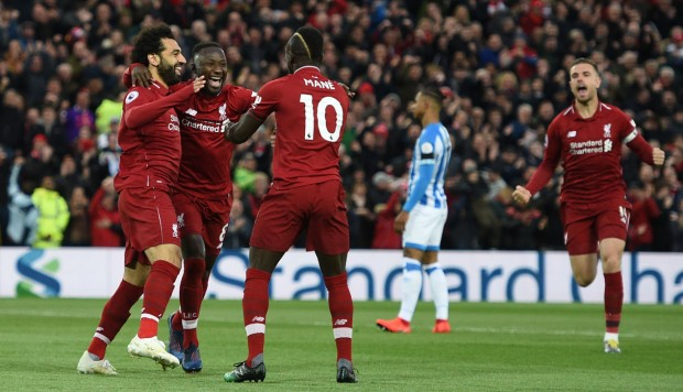 Liverpool vs. Huddersfield Town | Premier League