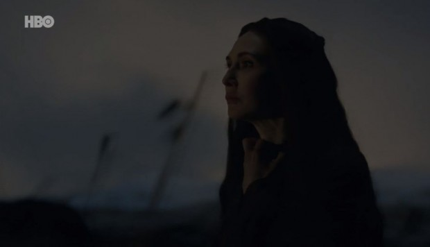 Game of Thrones 8x03 | Melisandre