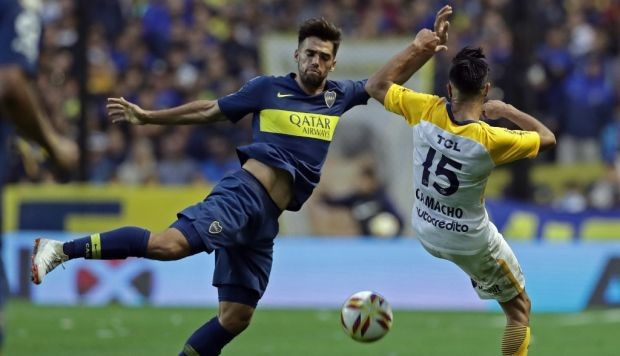 Boca Juniors vs. Rosario Central