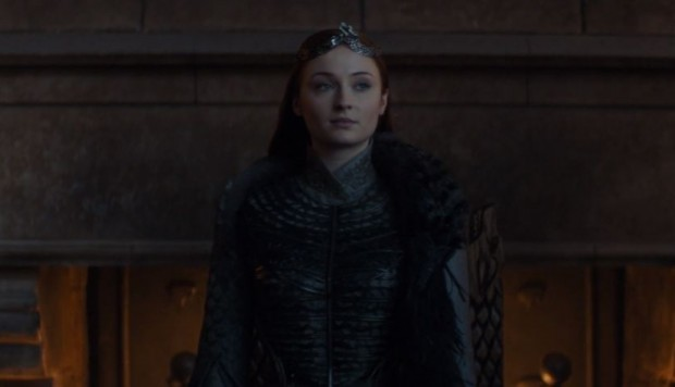 Game of Thrones 8x06 | Sansa Stark | Reina en el Norte