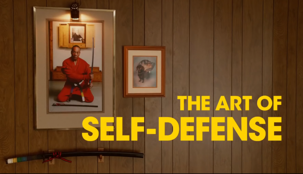 The Art of Self Defence - Tráiler #2