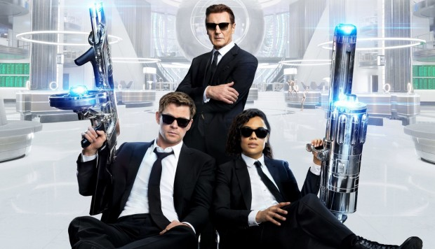 Men in Black IV