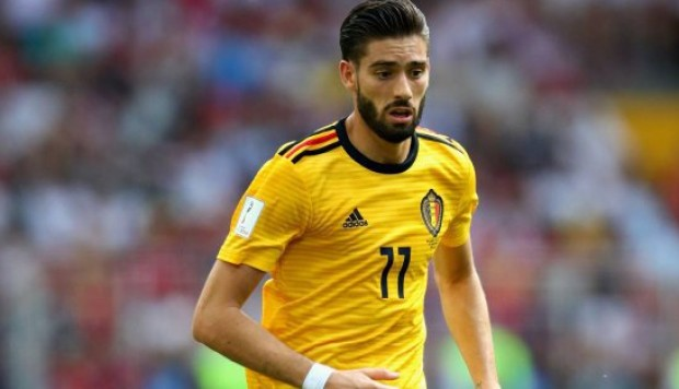 Yannick Carrasco, actualmente, actúa en la Superliga China. (Foto: AFP)