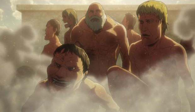 Attack on Titan 3x20 | Titanes