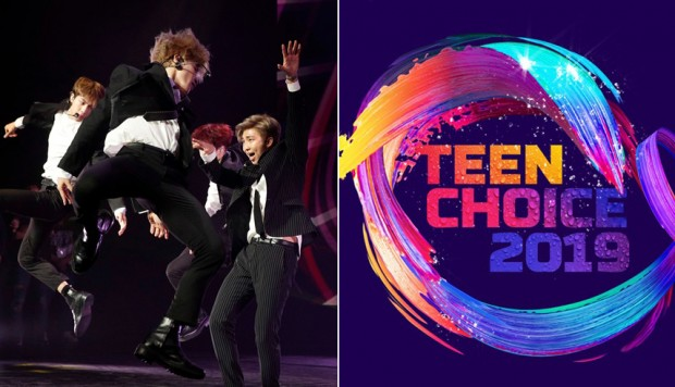 BTS en los Teen Choice Awards. (Fotos: Agencias)
