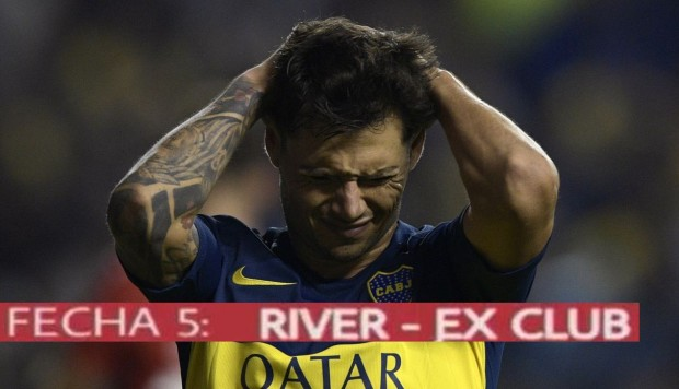 Boca Juniors vs. River Plate - Cadena llama a Boca ex club