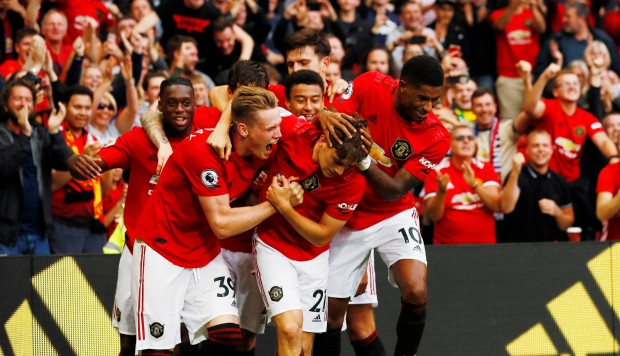 (VIDEO) PARTIDO CON GOLAZOS: El United empató ante el Wolves