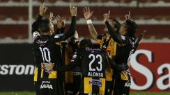 The Strongest vs. Blooming: se miden por fecha 4 de la Liga de Bolivia