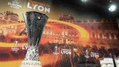 Europa League: los cruces de los dieciseisavos de final