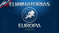 Eliminatorias europeas: resultados de los duelos del domingo
