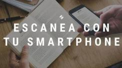 Aprende a escanear documentos con tu smartphone [VIDEO]