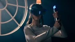 'Jedi Challenges': vive la experiencia de 'Star Wars' con un dispositivo de realidad virtual