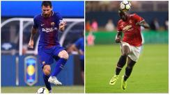 Barcelona vs Manchester United: partidazo por la International Champions Cup