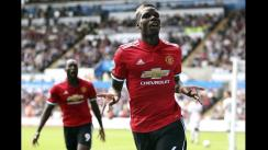 Manchester United líder de la Premier League: arrolló 4-0 al Swansea [FOTOS]