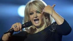 "Bonnie Tyler interpretó ""Total Eclipse of the Heart"" durante el eclipse solar"