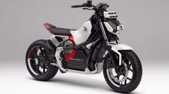 Honda Riding Assist-e Concept: la moto que no se cae